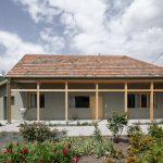 Dom s gánkom a záhradou