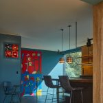 Farebné obrazy v kuchyni