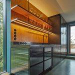 Kuchyňa s luxusným nádychom