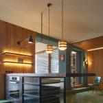 Kuchyňa v eklektickom štýle
