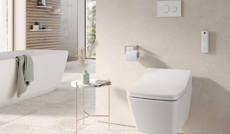 Očistu so sprchovacou toaletou Concept si môžete dopriať každý deň