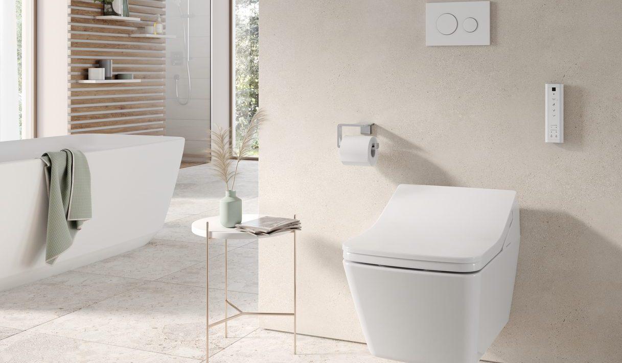 Sprchovací toaleta Concept 200