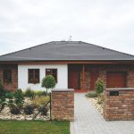 Rodinný dom záhradka