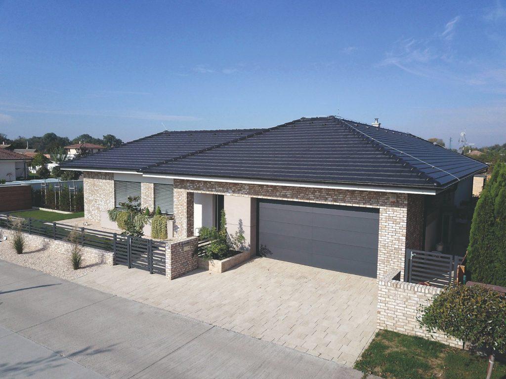 Seriál Inšpirácie na vašu strechu: Moderná nízkoenergetická strecha