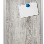 rozvodná skrinka dvierka magneticka tabula s dekorom dreva