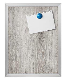 UK600 dvierka magneticka tabula s dekorom dreva_1
