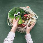 Zelenina vo vrecku