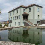 Trojpodlažný zelený dom
