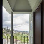 Výhľad z pozchodia do okolia