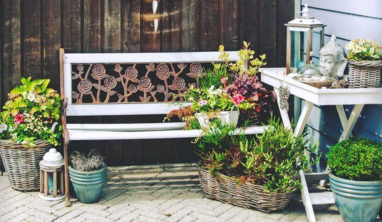 13 tipov, ako za víkend pripraviť záhradu na leto