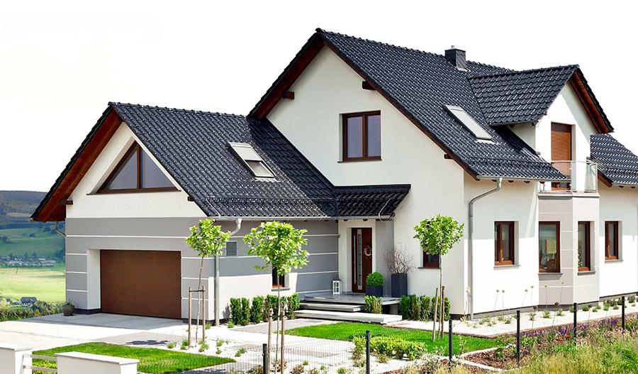 Seriál Inšpirácie na vašu strechu: Nadčasová krása s prírodným šarmom