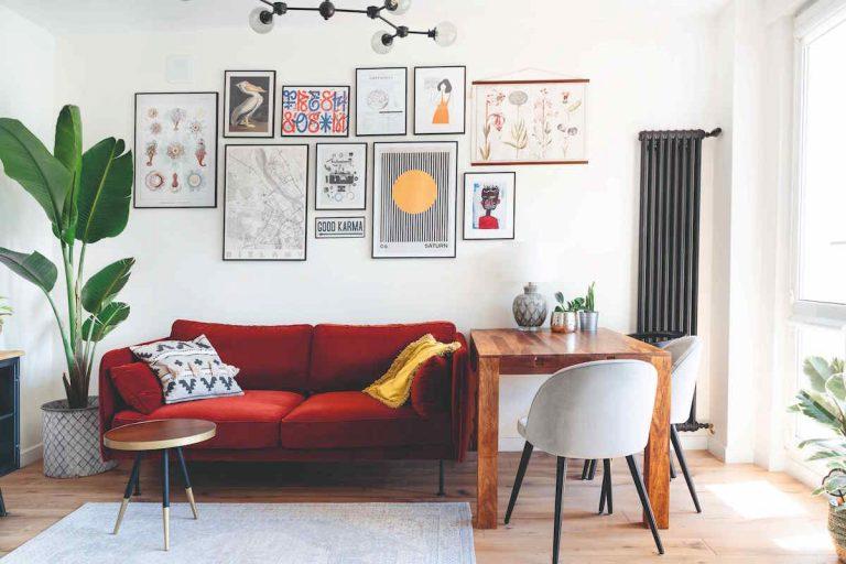Bývanie ako z Instagramu: Interiér plný vyladených detailov a fotogenických zákutí