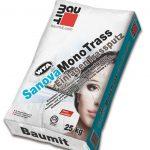 Sanačné omietkové systémy Baumit Sanova