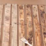 Napúšťanie dreva napúšťadlom