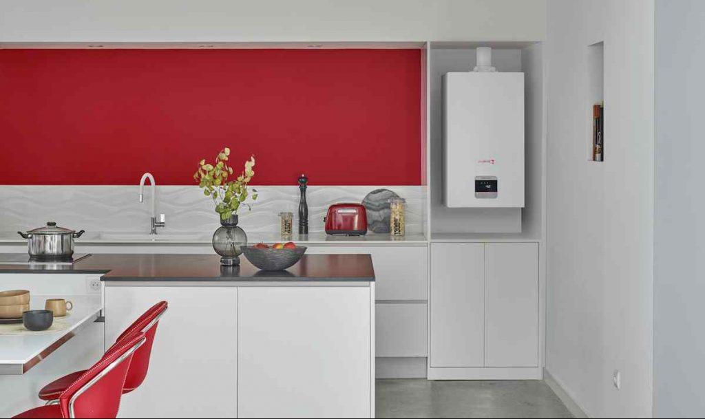 Úsporné riešenie pre teplo a teplú vodu v dome či byte