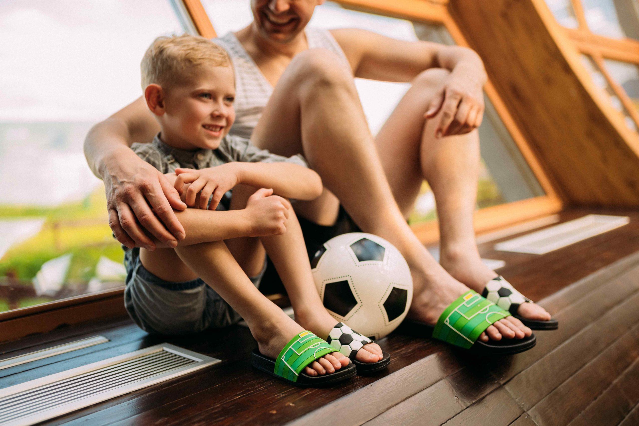 2 rodinka – futbal