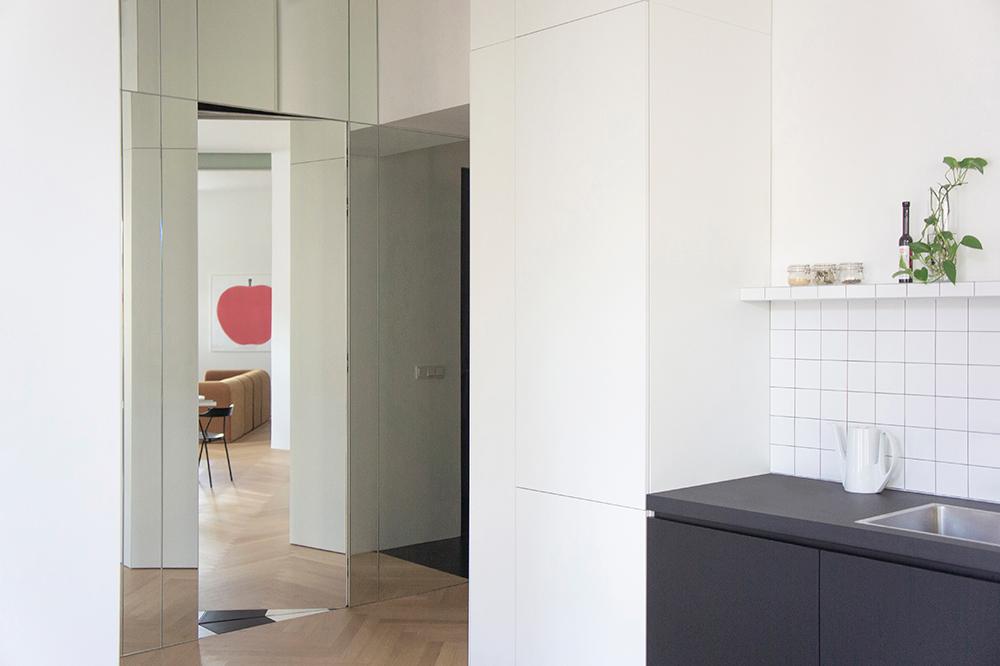 byt v Ľubľane po rekonštrukcii