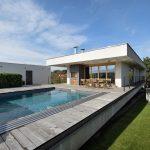 Moderný rodinný dom s bazénom