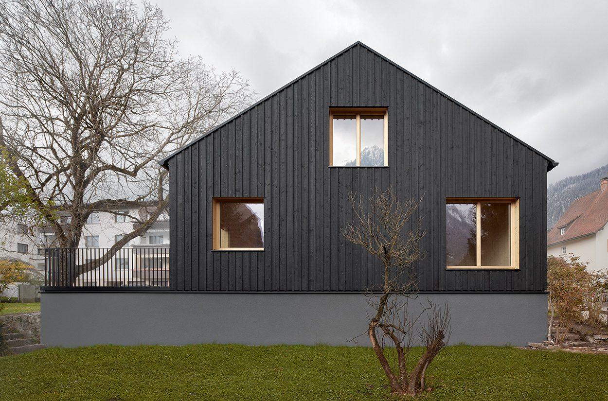 LM Architekten; Adolf Bereuter Fotografie; Haus in Bludenz