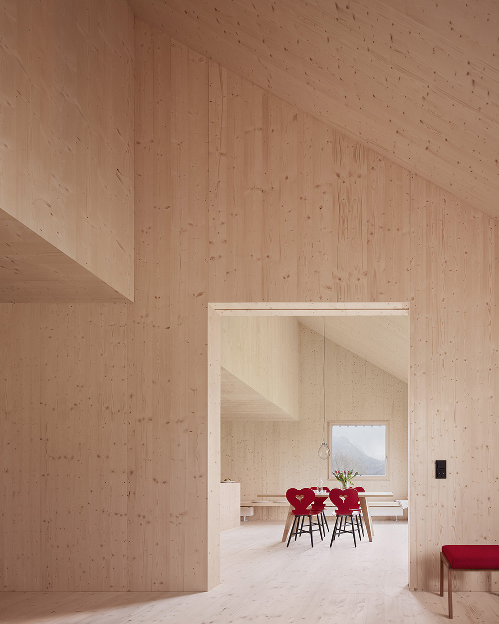 Haus in Bludenz, Lukas Mähr Architekt