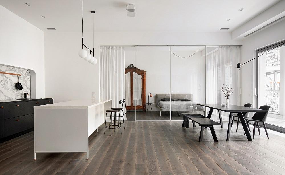 V byte skombinovali minimalizmus s klasikou: Výsledok je prekvapivo čistý a príjemný