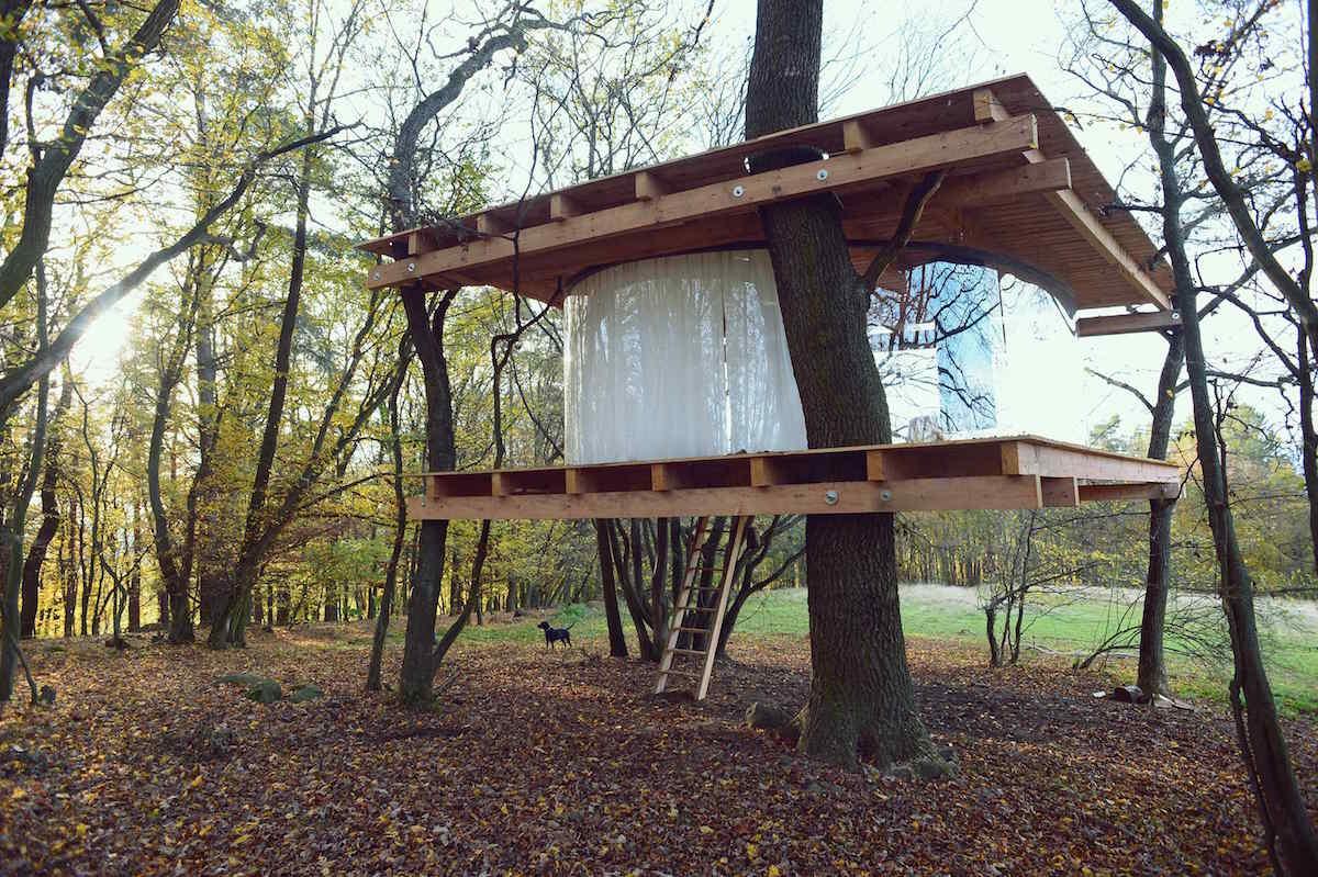 Tree house_Richard Hodonický1