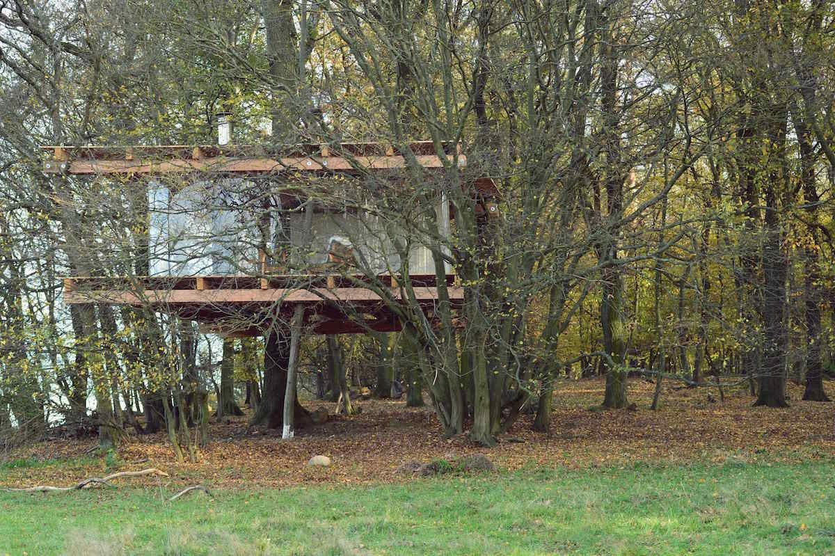 Tree house_Richard Hodonický2