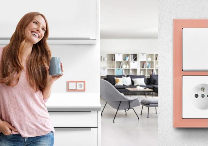 Farebný akcent, ktorý vkusne doplní jednoliaty dizajn interiéru