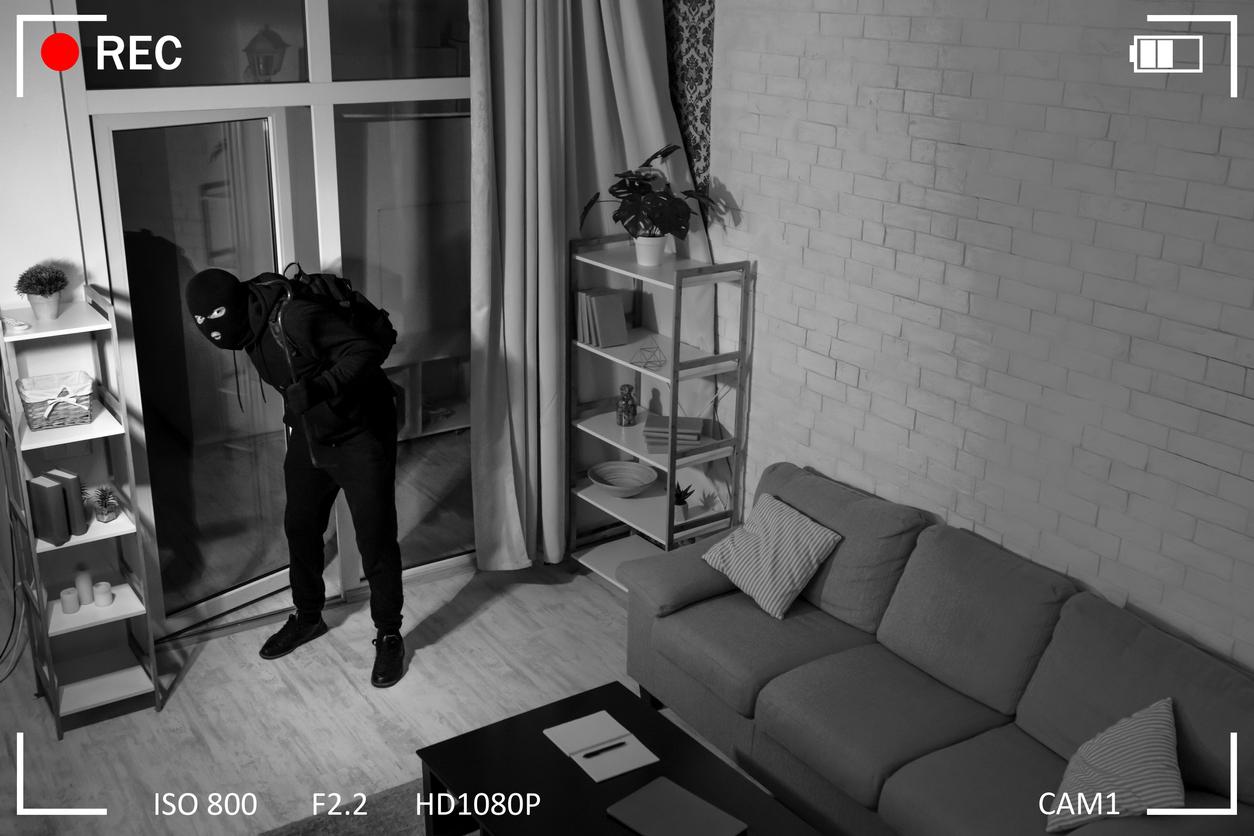 Zlodej v byte