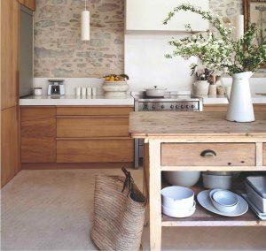 Jednoducho a v súlade s tradíciami i prírodou: Rustikálny interiérový štýl