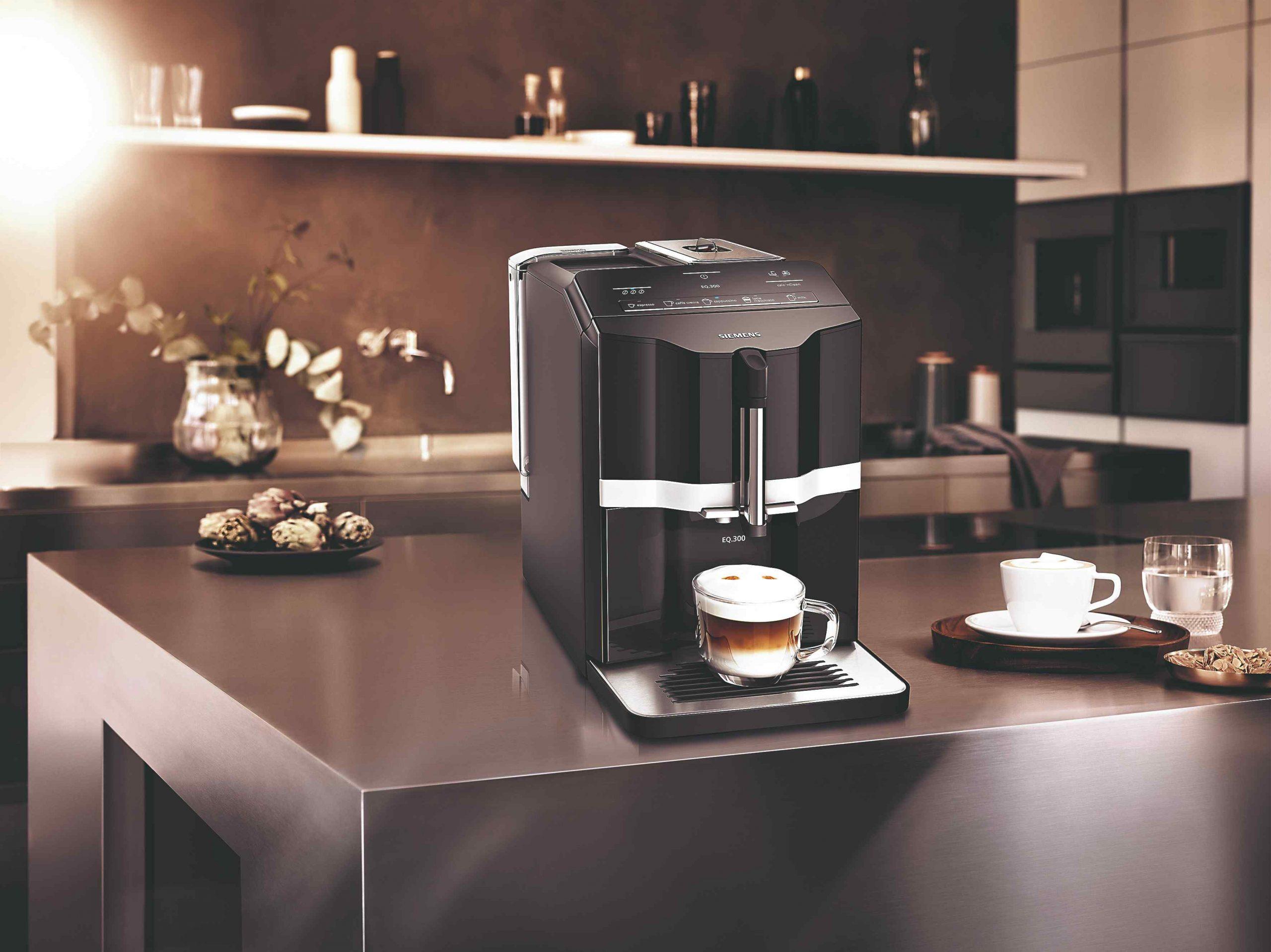 Plneautomatický kávovar