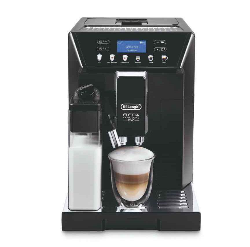 Plneautomatický kávovar DeLonghi