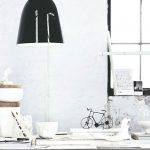 Biela industriálna jedáleň