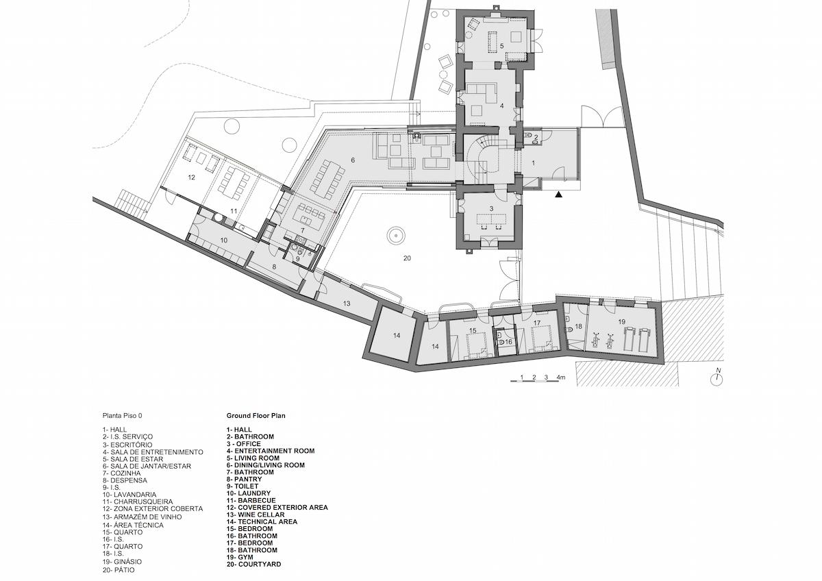 2_Main house plan GF