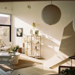 Moderný industriálny loft s japonskými prvkami