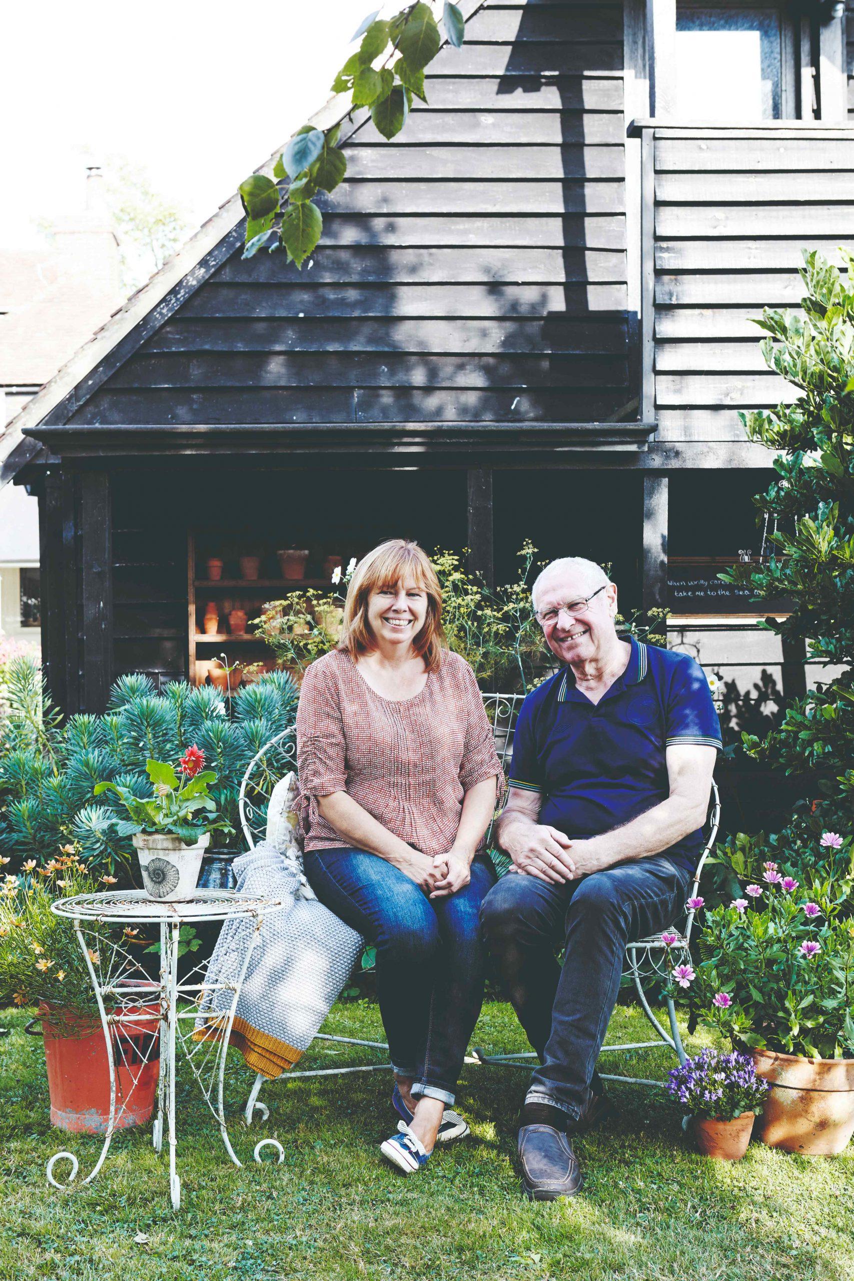 Majitelia domu Wendy a John