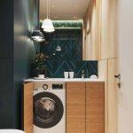 Kúpeľňa s práčkou