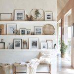 Zážitková stena s obrazmi a fotkami