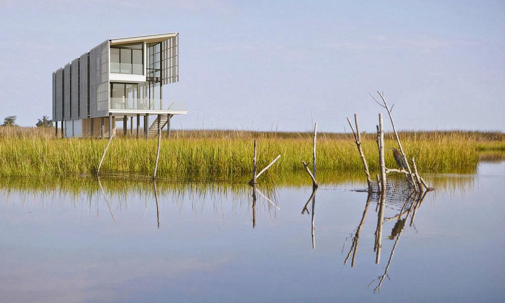 Ako by mal vyzerať ideálny dom do povodňovej oblasti