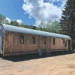 Pôvodný stav vagóna