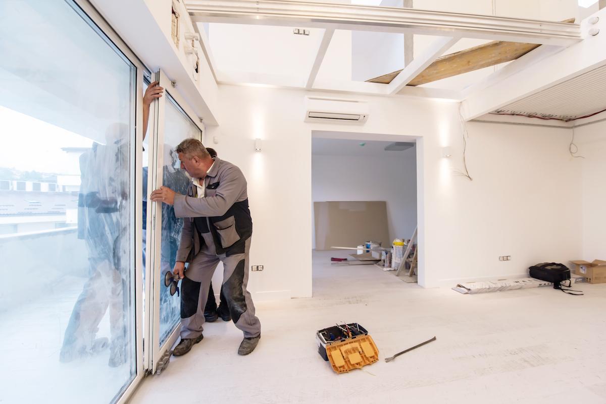 Profesionáli zakladajú veľké okno