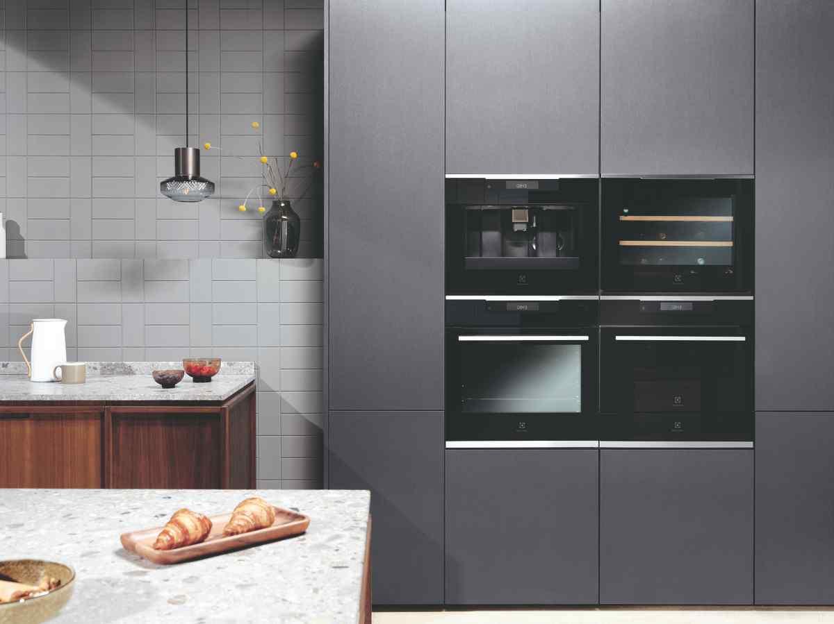 Zabudovateľná vinotéka v kuchyni