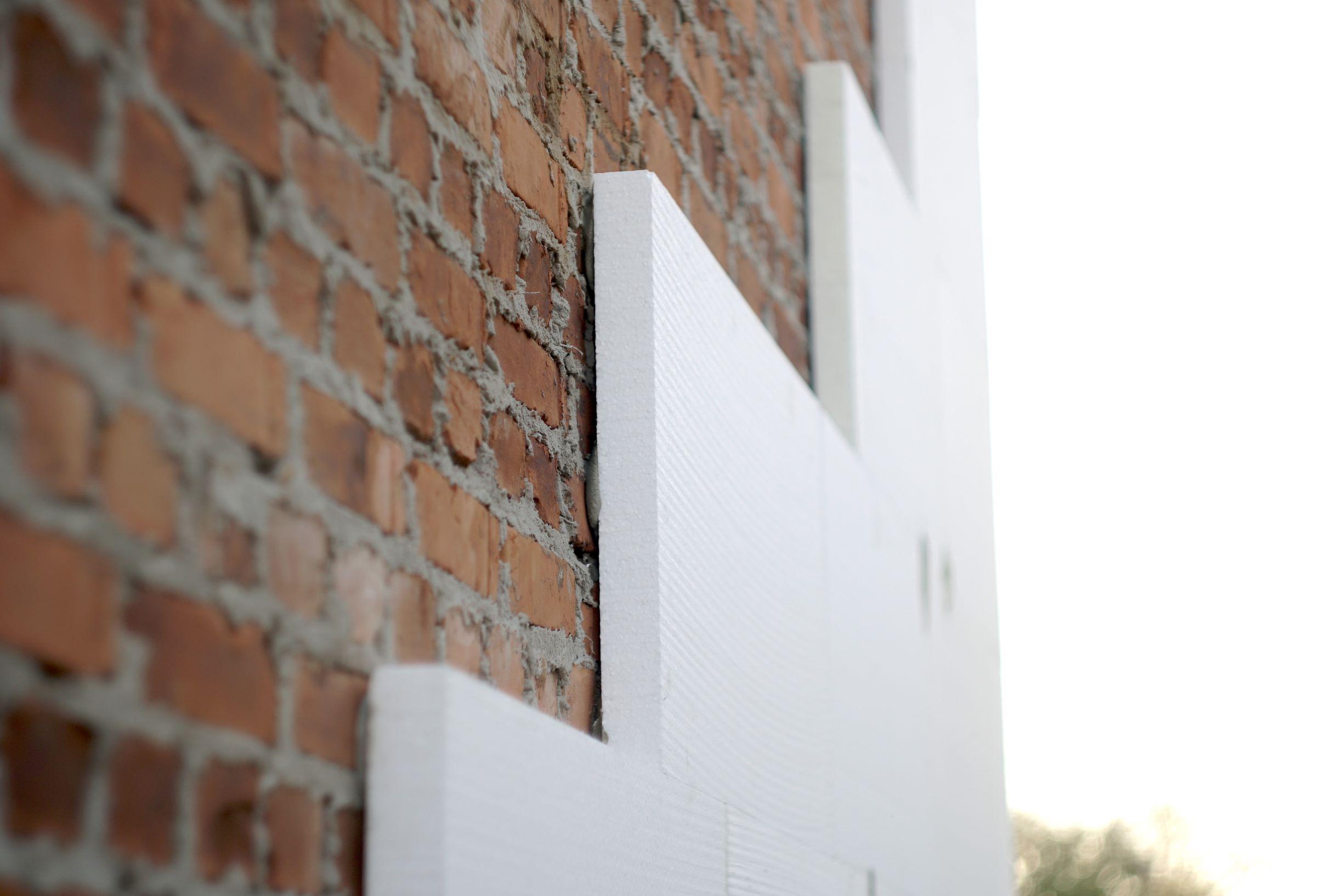 Expandovaný polystyrén na dome