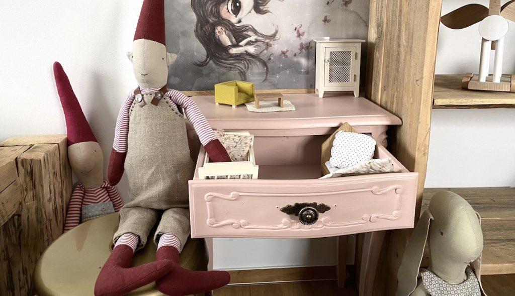Potešte deti netradičným domčekom pre bábiky