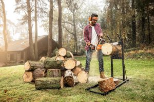 Príprava dreva jednoducho a rýchlo