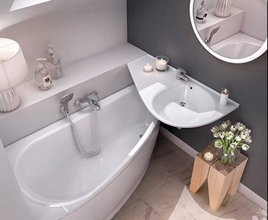 Kúpeľňové zariadenie