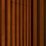 Drevený rebrový obklad