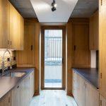 Kuchyňa s východom na terasu