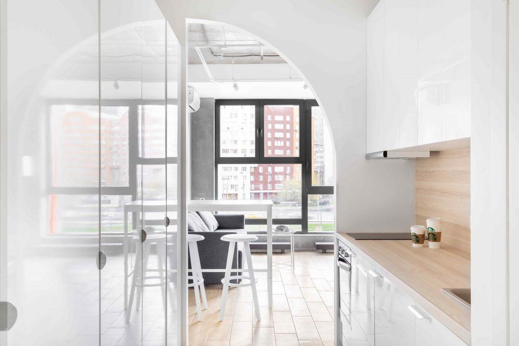 Myslíte, že na 33 metroch štvorcových sa bývať nedá? Tento byt vás presvedčí o opaku!