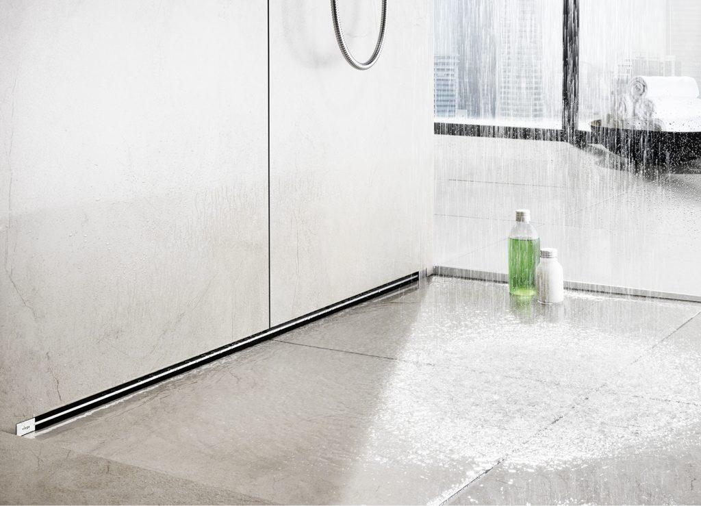 Stenový sprchový žliabok